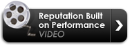Reputation Built on Performance Video